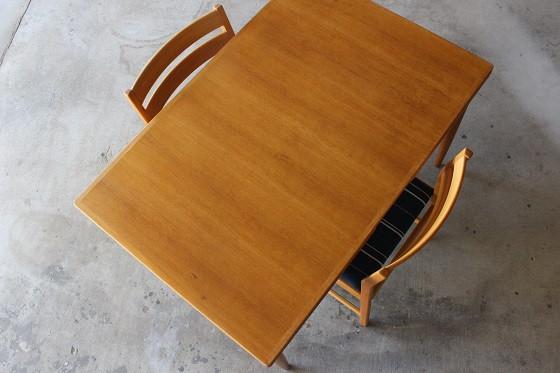 Extension Table Oak