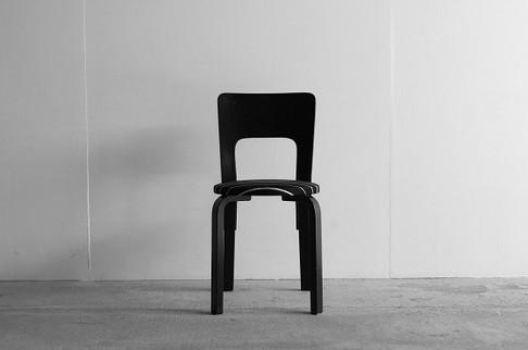66 Chair / Alvar Aalto