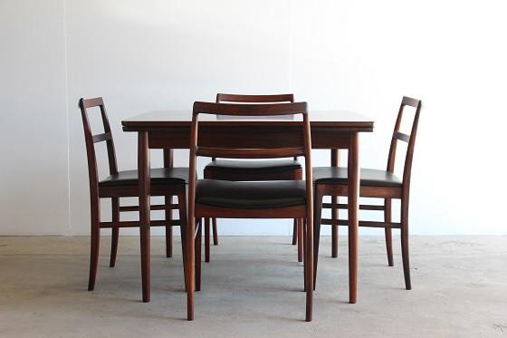 Dining Set / Arne Vodder