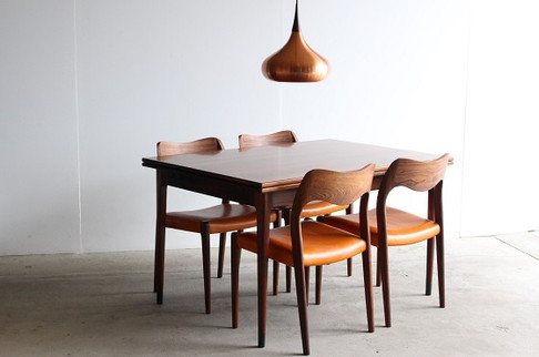 Dining Set / Niels O. Moller