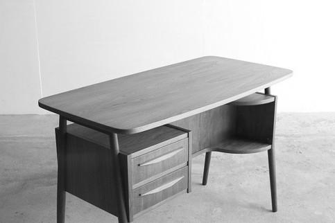 Desk Teak / Gunnar Tibergaard Nielsen