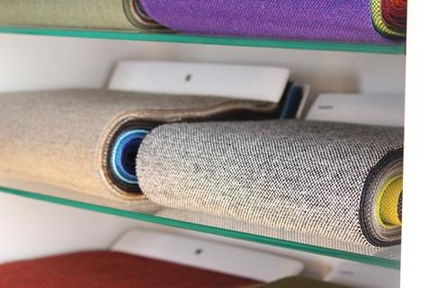 Textile / kvadrat