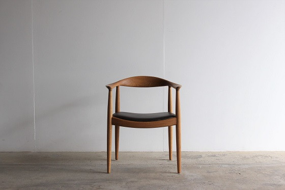 PP503 Round Chair / The Chair