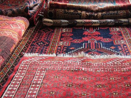Old 絨毯