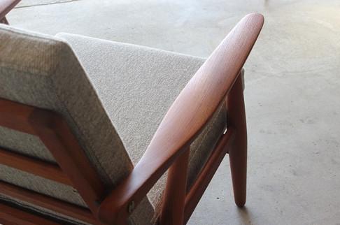 Easy Chair / Hans J. Wegner