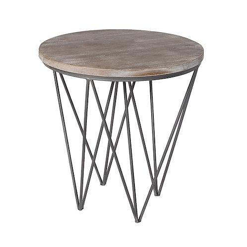 CYCLONE ACCENT TABLE