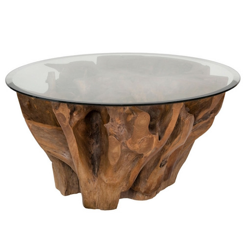 NATURA ROOT COFFEE TABLE CONDO SIZE Interior Designer