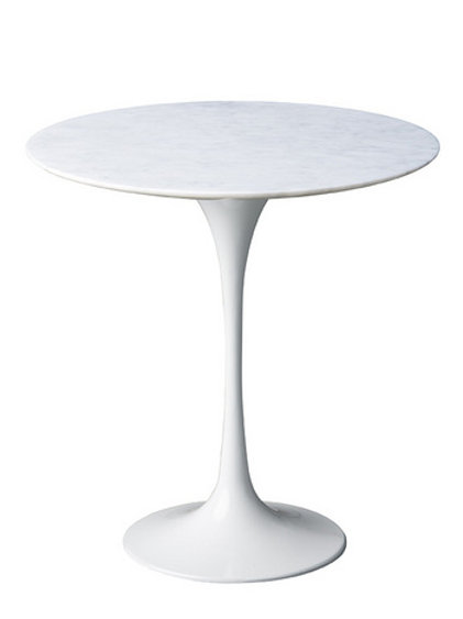 FLUTE ACCENT TABLE