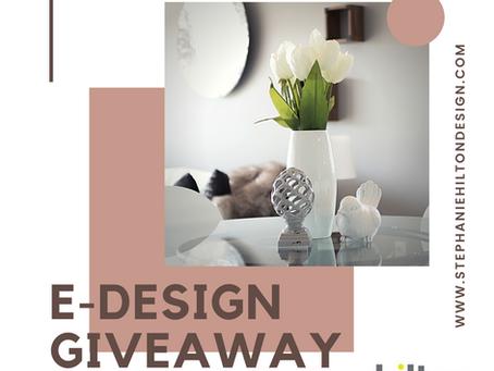 e-design giveaway!