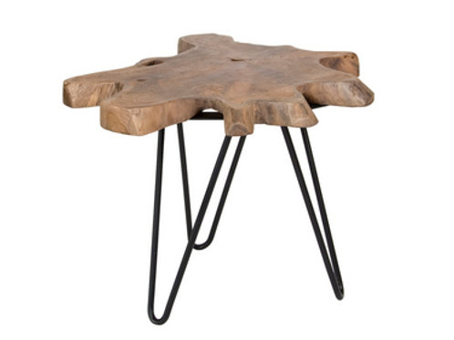 NATURA HAIRPIN NESTING TABLE SMALL