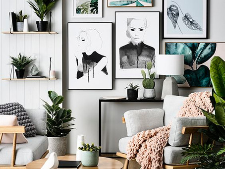 Install a gallery wall like a pro