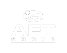 A E T Group logo