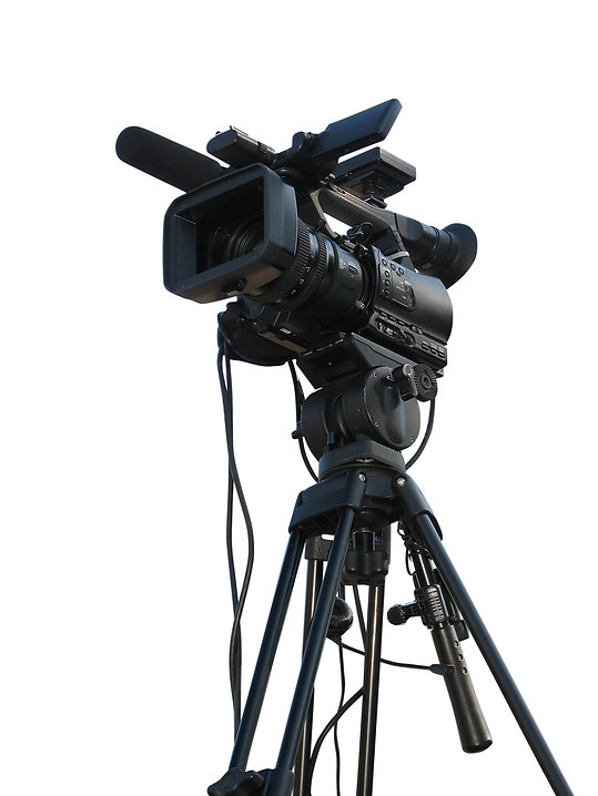 TV Professional studio digital video cam