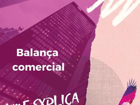 LMF Explica: Balança comercial