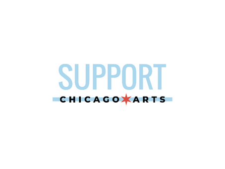 "Chicago agencies launch ""Support Chicago Arts,"" provide aid to arts organizations impacted by COVID"