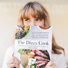 Alicia | The Dizzy Cook | Vestibular Migraine | VEDA Ambassador