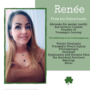 Renée | Traumagic Journey | Chronic & Invisible Illness Advocate and Surviver