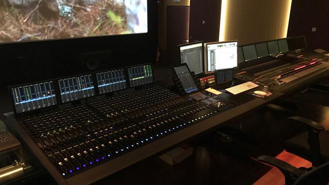 Sala de Audio