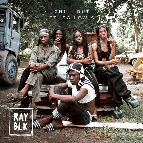 Ray Blk : Single Artwork