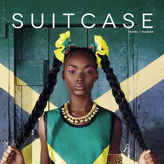 SUITCASE MAGAZINE x Jamaica