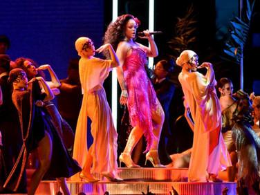 DJ Khaled, Rihanna - Wild Thoughts (60th Grammys Live Performance)