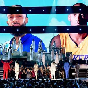 Grammys 2020 : Nipsey Hussle Tribute