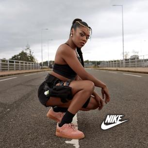 "Lady Leshurr x Nike  ""Queens Speech 7"""