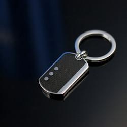 碳纖維軍牌鑰匙圈
