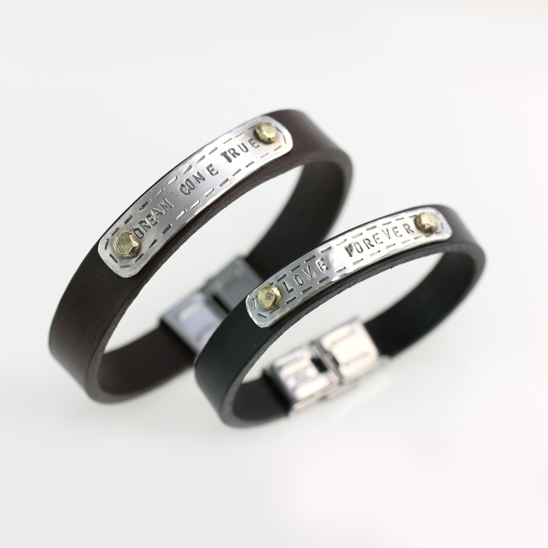 【戀愛ing】銘心手環