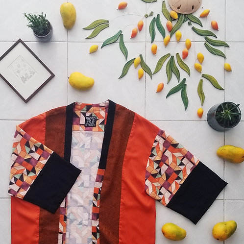 KIMONO / naranja