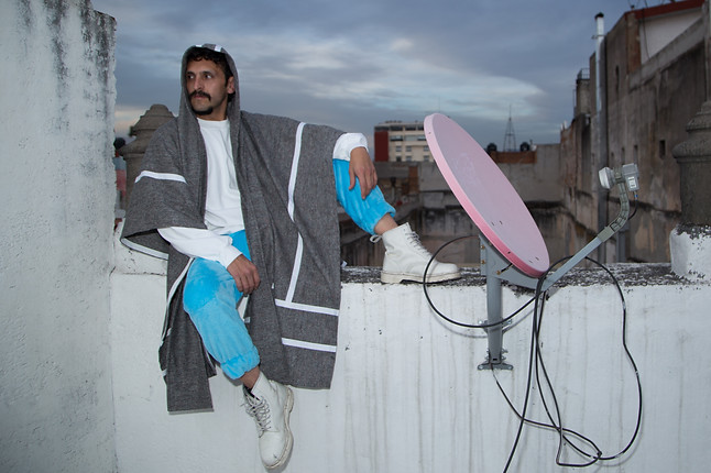 Capes on rooftops