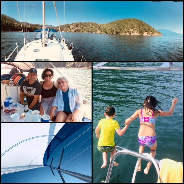 Angela & Family - Vancouver