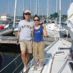 Charles & Alison - Korea