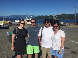 Gibsons family in Gibsons! - PA
