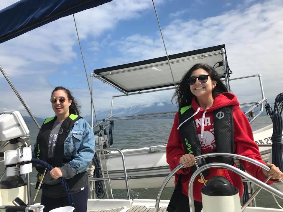 Rachel & Lana - Ontario