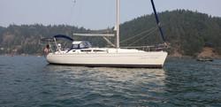 Halkett Bay on Gambier Island 1