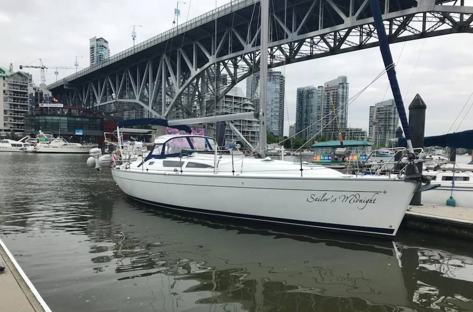 at Granville Island in Vancouver