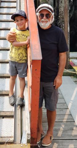 Little Aden (Ontario) & the Skipper