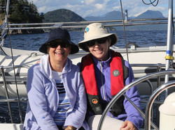 Janet & Darlene - Vancouver
