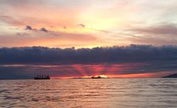 Georgia Strait Sunset 2