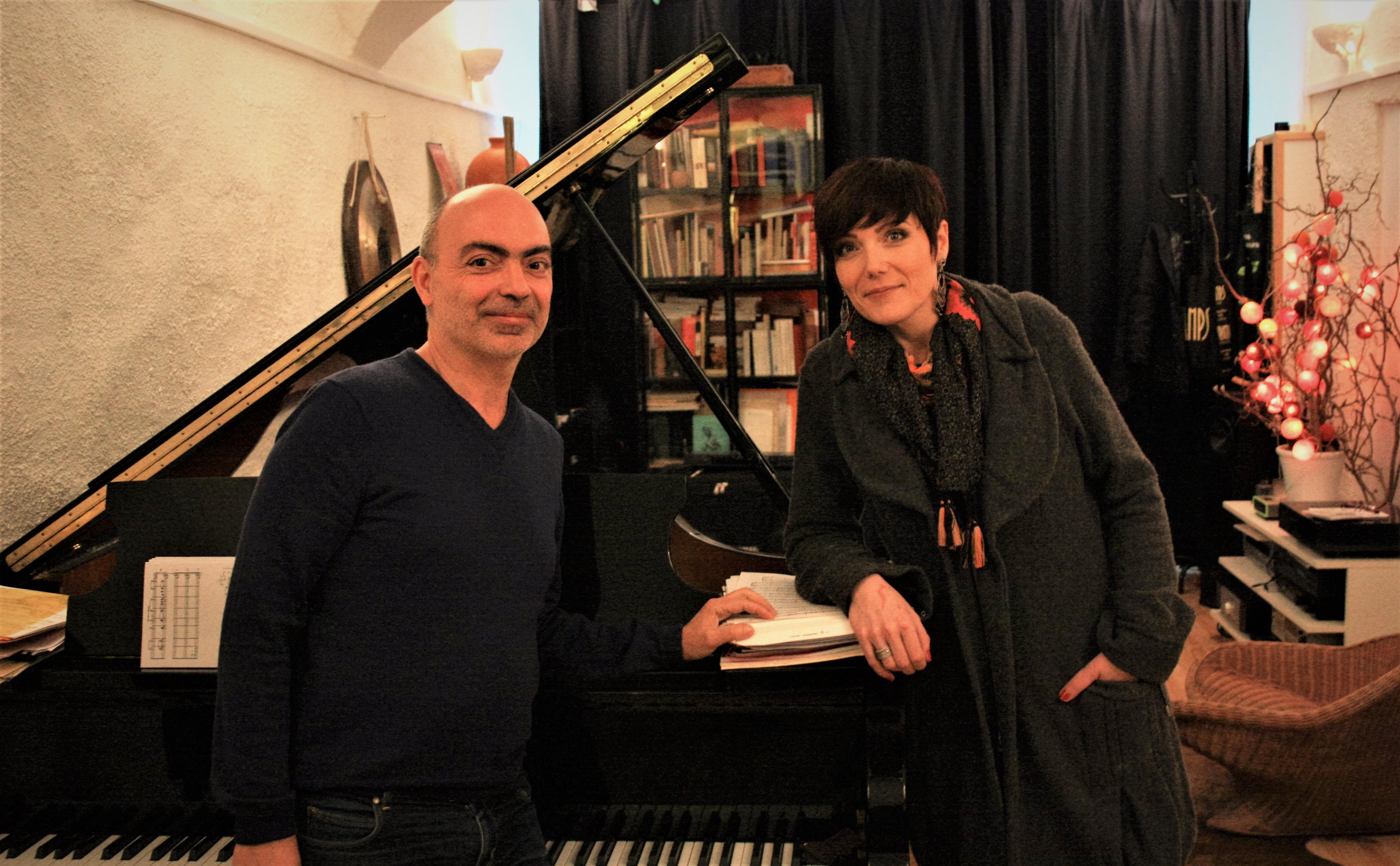 Serge Folie, auteur / compositeur
