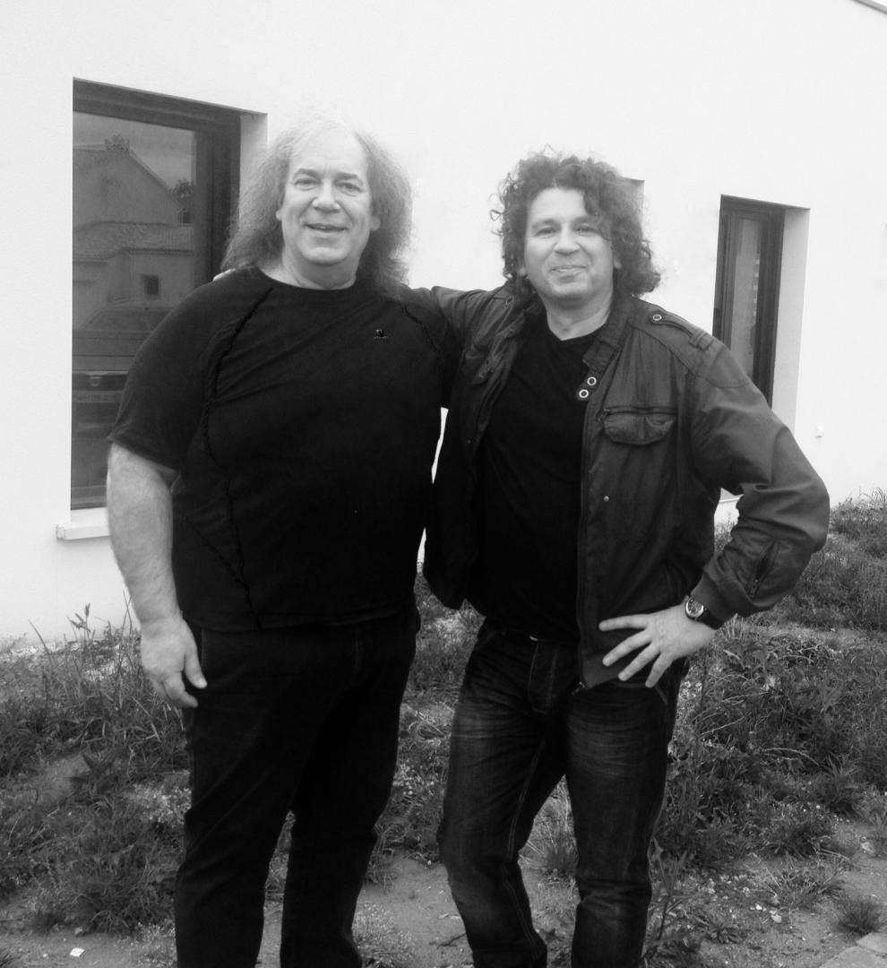 J-L Milford et Steph Bourriaud 13 mai 2016