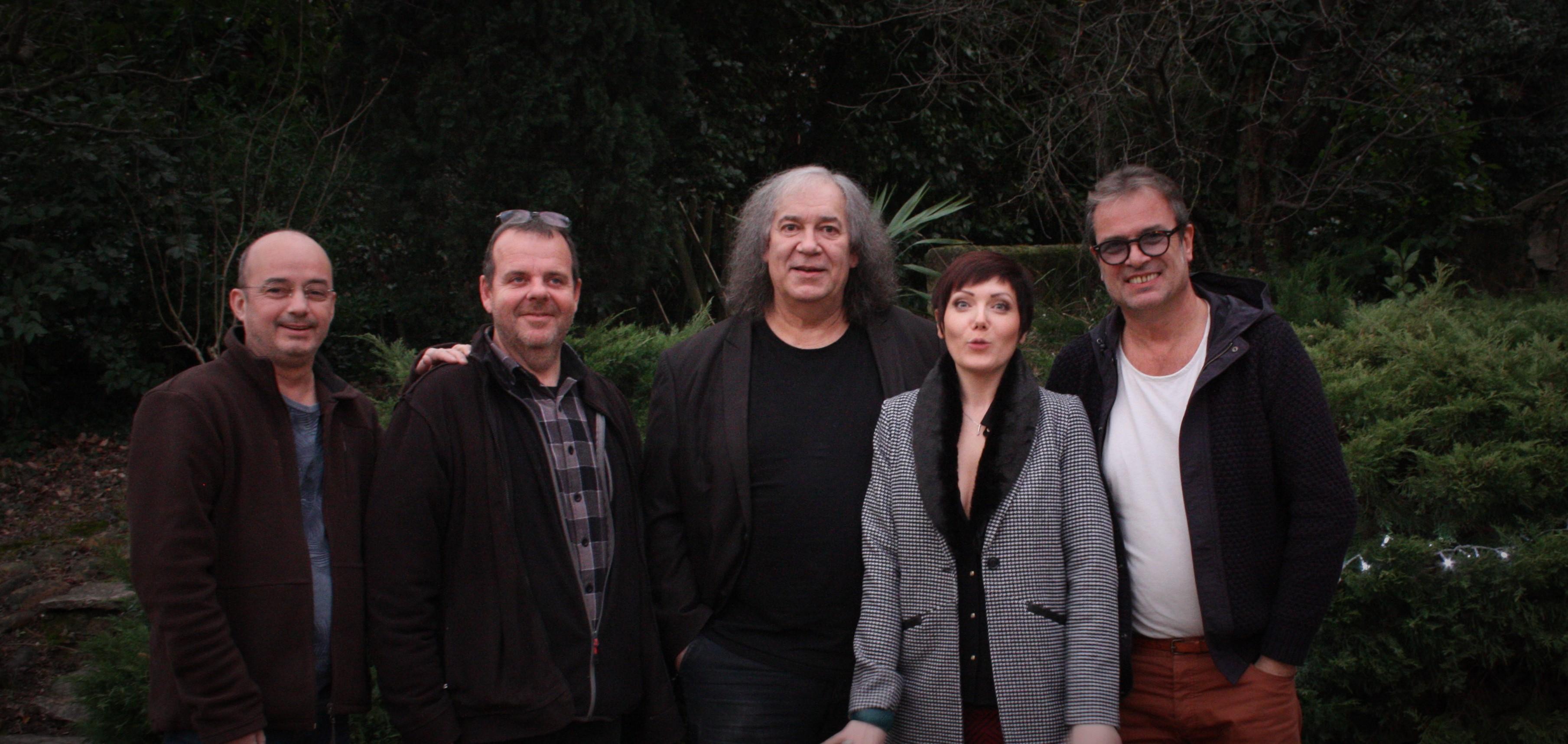 Proud Mary et ses musiciens