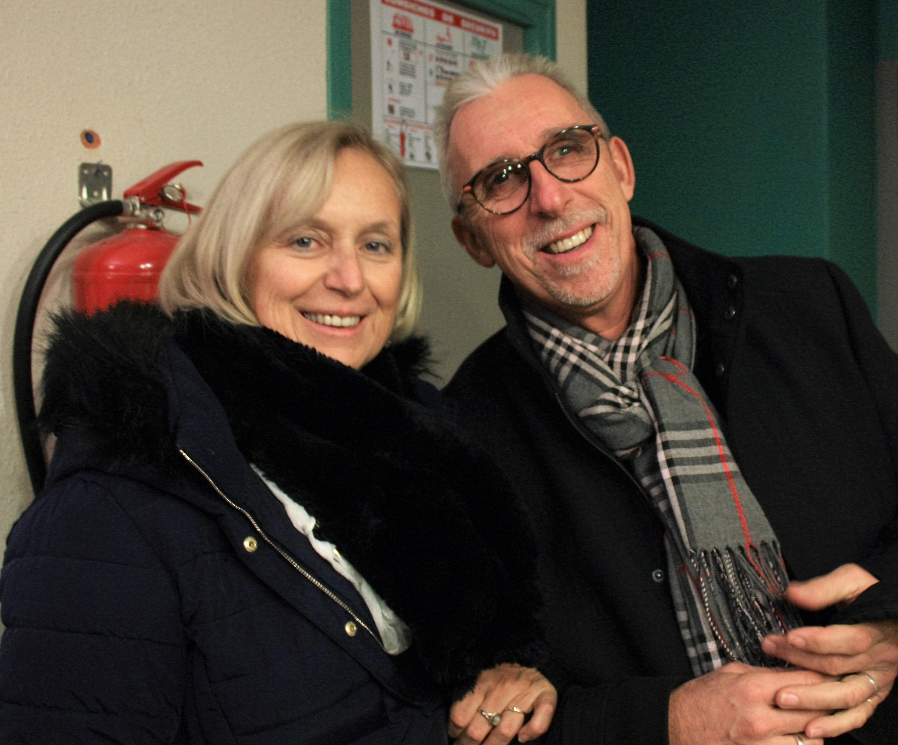 Béatrice et Dominique Hallier