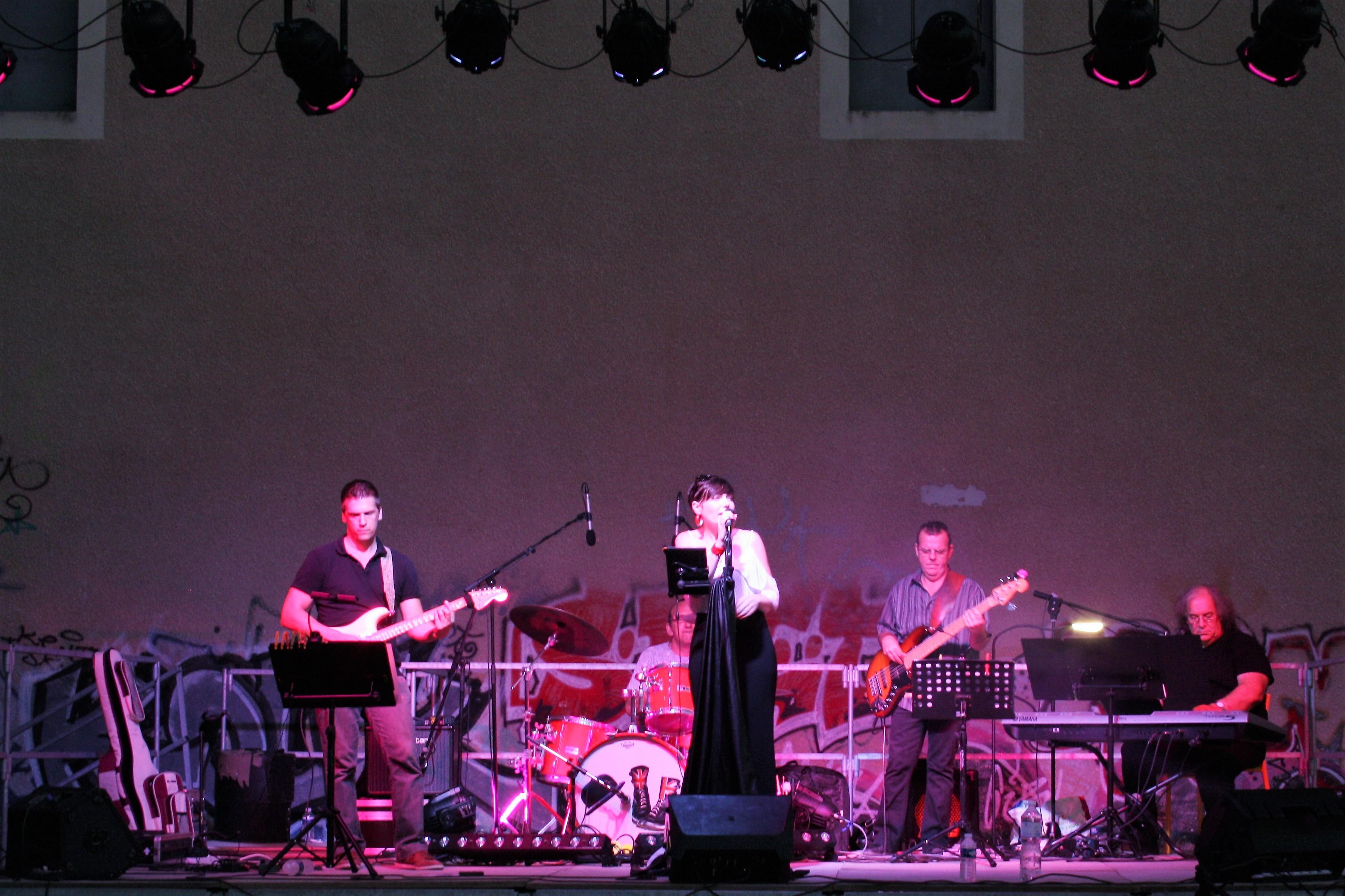 Concert du 04 août 2017 - Joyeuse (07)