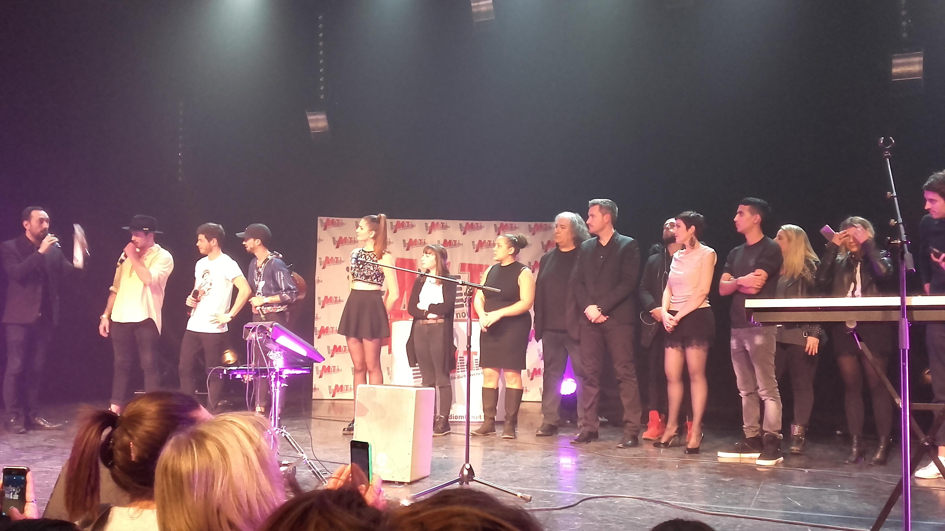 Radio MTI Téléthon 2016