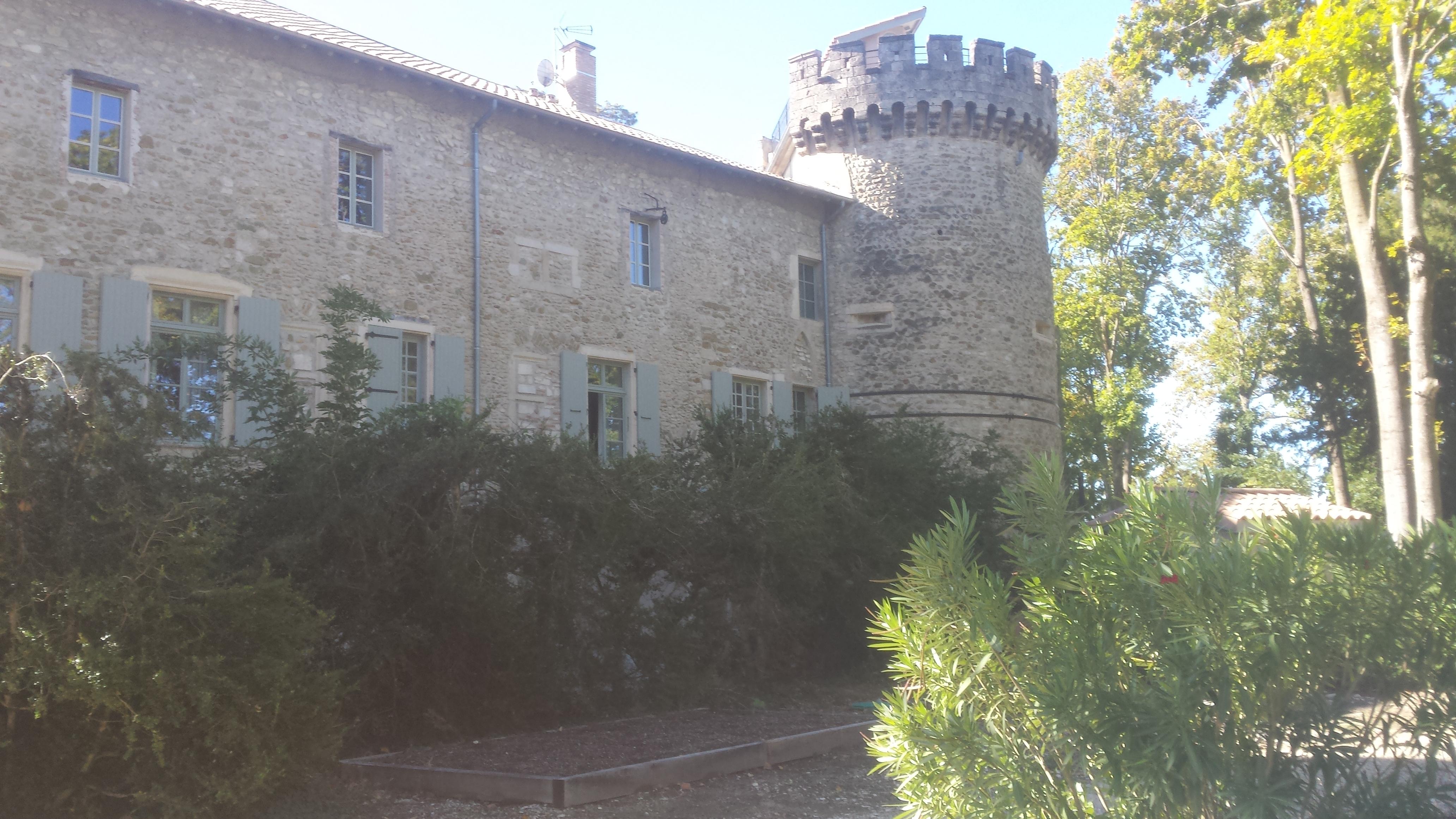 Château les Oliviers de Salettes