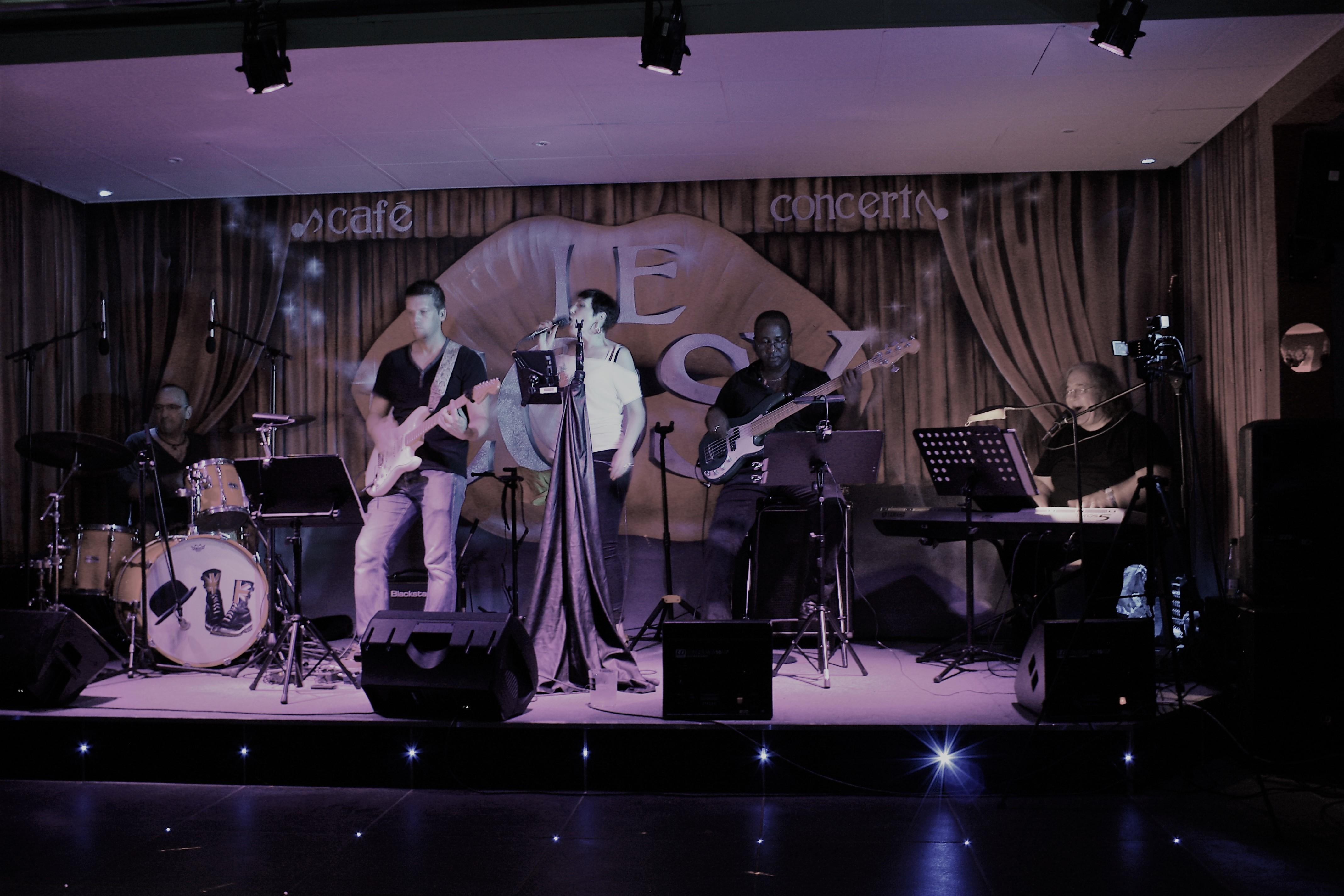 Concert Cosy Bar 25 août 2017