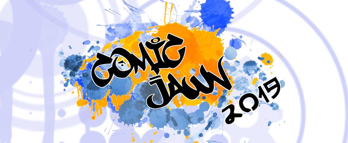 Comic Jawn 2019