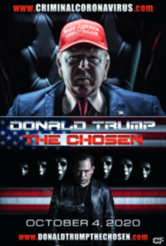 Donald Trump The Chosen - Movie Poster (